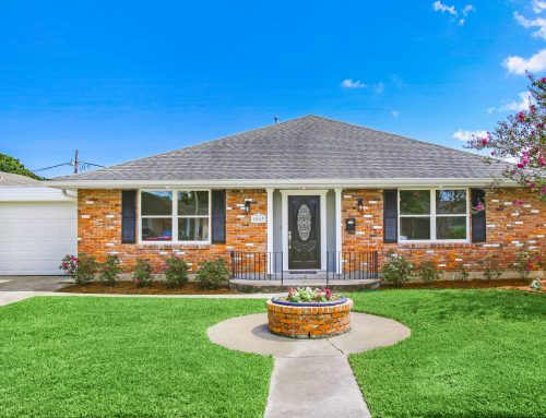 1913 Cammie Ave. Metairie, LA, 70003 ~ SOLD!
